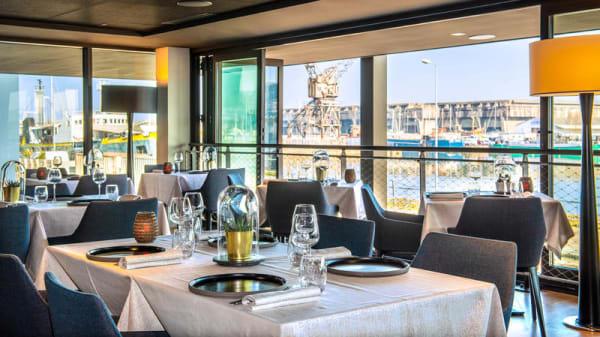 Vue de la salle - Wellman Restaurant, Bordeaux