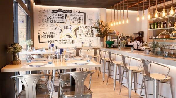 Sala - Bar Ri - Sarrià, Barcelona