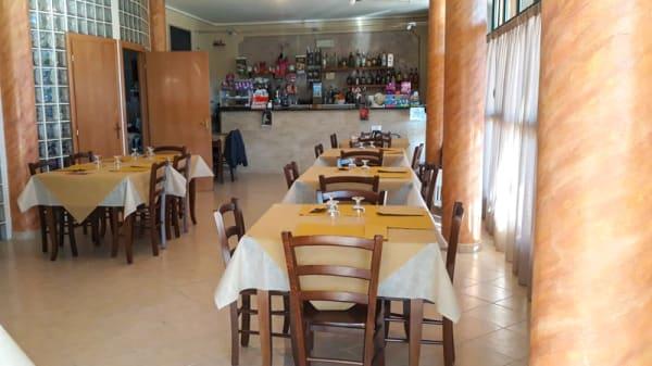 Sala interna - Ristorante Al Campetto, Monastero Di Vasco