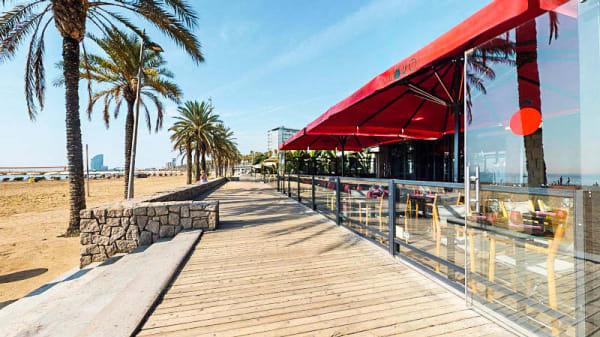 Terraza - Shôko Barcelona Restaurant & Lounge, Barcelona