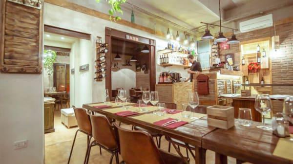 Sala ristorante - Vaia Concept Store, Firenze