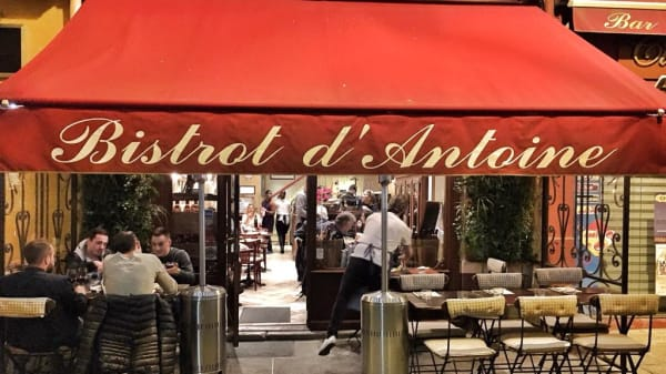 Bistrot d'Antoine - Le Bistrot d'Antoine, Nice