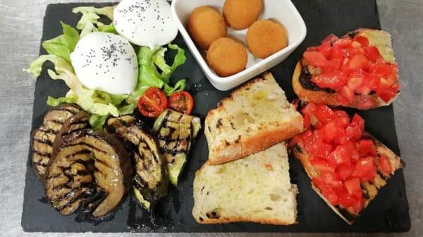 Suggerimento dello chef - La Zebra, Montopoli Di Sabina