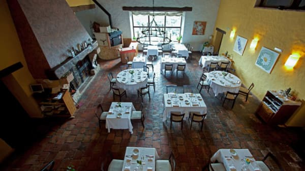Vista sala - La Taberna de Antioquia, Pedraza
