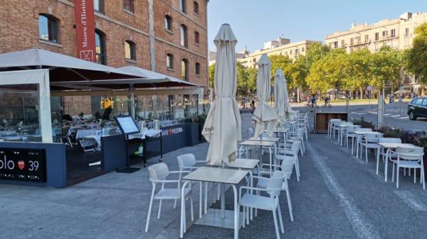 Terraza - Molo 39, Barcelona