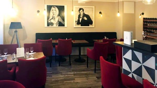 Vue de la salle - Restaurant l'étoile, Montmorency
