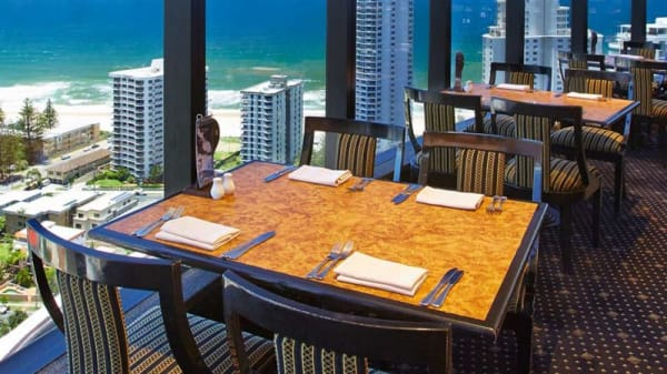 Four Winds Revolving Restaurant - Gold Coast, Surfers Paradise (QLD)