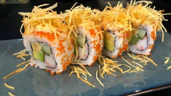 California roll - SushiMasa, Hoogvliet Rotterdam