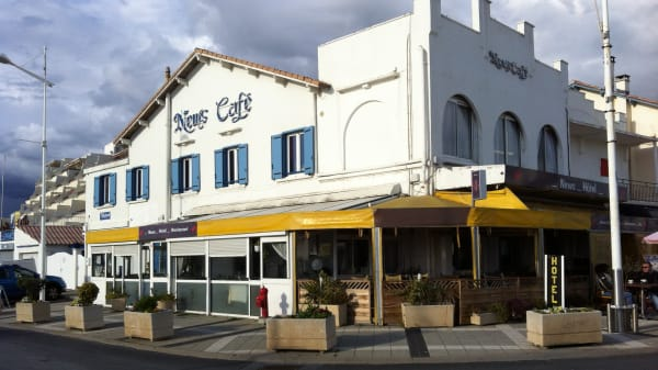 News hotel restaurant - News Café, Carnon-Plage