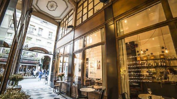 Vue de la salle - Le Pas Sage, Paris