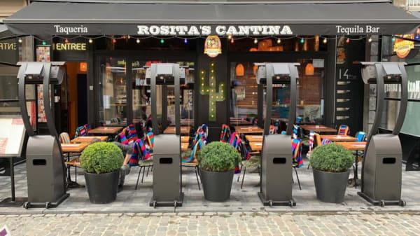 Terrasse - Rosita's Cantina