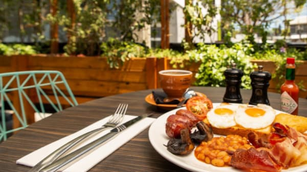 Six Acres Country Breakfast - Six Acres Restaurant & Bar, Bowen Hills (QLD)