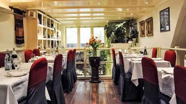 restaurantzaal - Krua Thai Classic, Amsterdam
