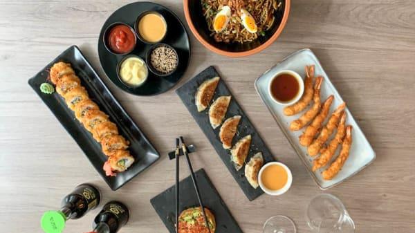Sugerencia del chef - NAKAMA Japanese Food, Valladolid