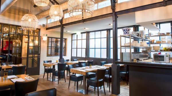 Het restaurant - Zebs, De Bilt