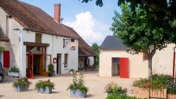 Entrée - L'Auberge du Vigneron, Verdigny