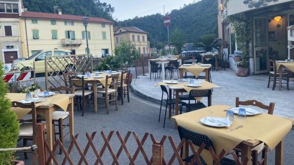 Esterno - La Forchetta da Gigi, Seravezza