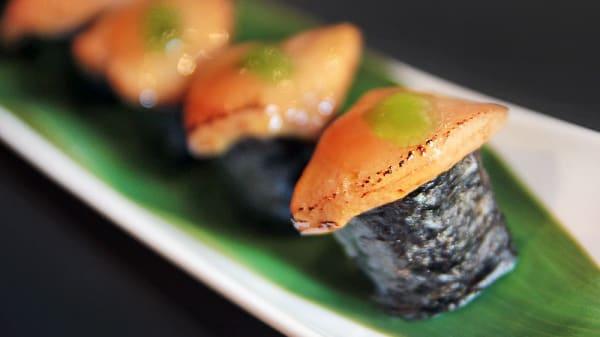 Sugerencia del chef - Takenori Mito Daruma, Barcelona