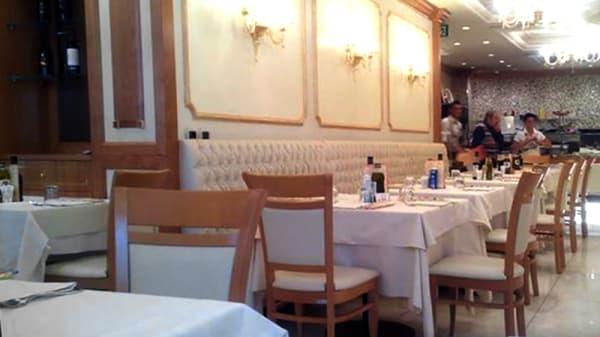 Vista sala - La Conchiglia d'Oro, Vicenza