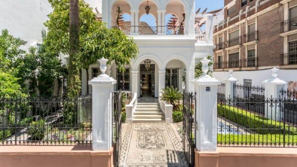 Fachada - La Casa de Manolete Bistró, Córdoba