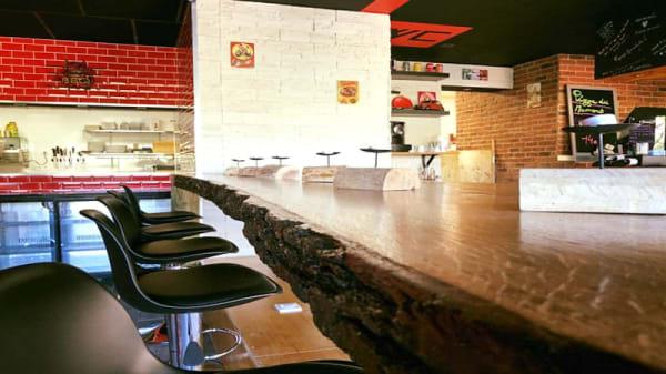Salle - Pizza Da Luigi, La Crau