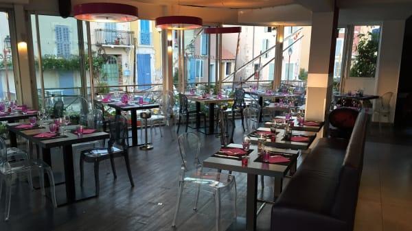 vu de la salle - Accademia Caffe, Martigues