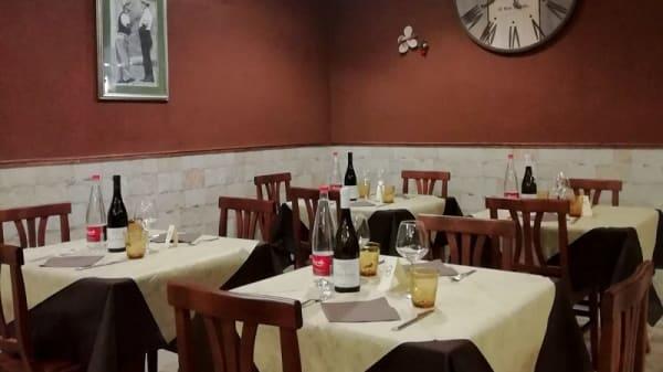 Vista sala - La Barese Pizzeria-Antipasteria, Molfetta