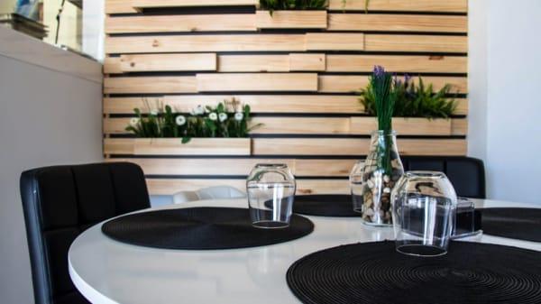 Vista sala - Palodú  Restaurante, Málaga