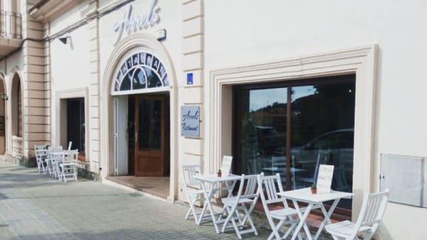 Terraza - Arrels restaurant, Premiá de Dalt