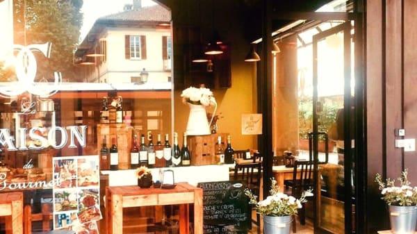 Esterno - La Maison du Gourmet, Saronno