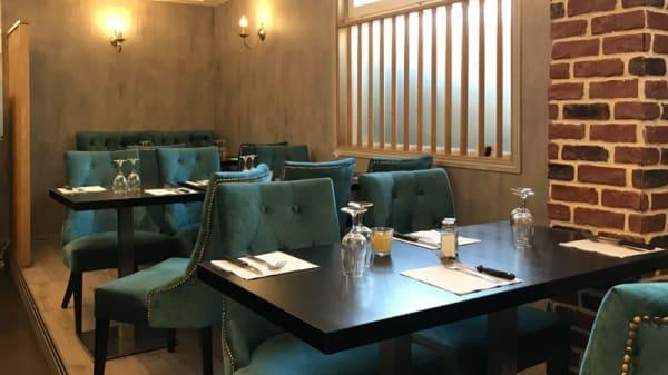 Vue de la salle - Le Bear's Cafe, Le Raincy