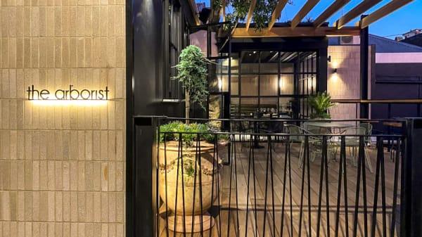Restaurant - The Arborist, Geelong (VIC)