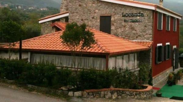 Esterno - Locanda San Cipriano, Atena Lucana