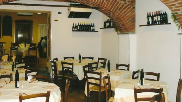 Vista sala - Il Portico, Caselle Torinese
