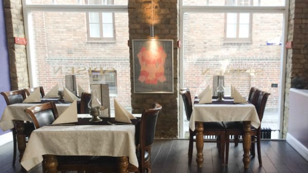 Dining room view - Spisen, Lund
