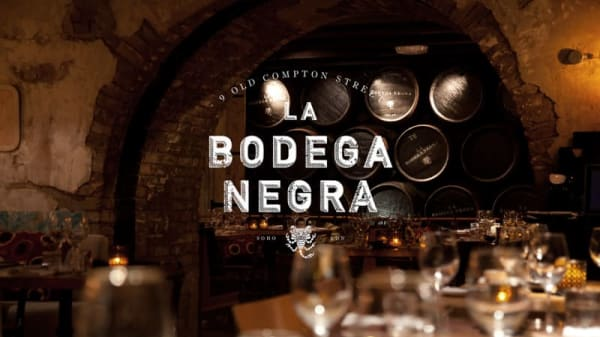 La Bodega Negra, London