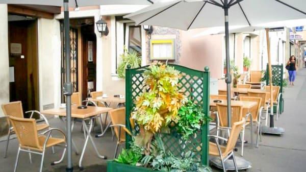 Terrasse - Bierrstub Chez Camille, Strasbourg