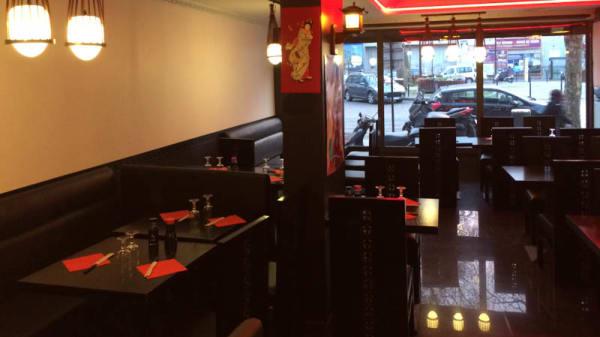 coin de la salle - Sushi Bar, Boulogne-Billancourt