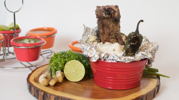 Sugerencia del chef - Paparrilla (Napoles), Ciudad de México