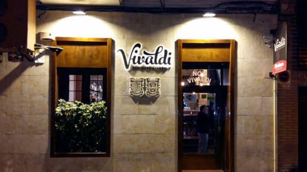 Entrada - Vivaldi, Alicante