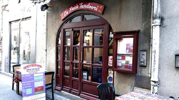 Devanture - Le Petit Tandoori, Clermont-Ferrand
