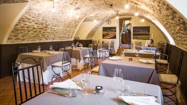 La sala - Ristorante Il Grande Olmo, Monzambano