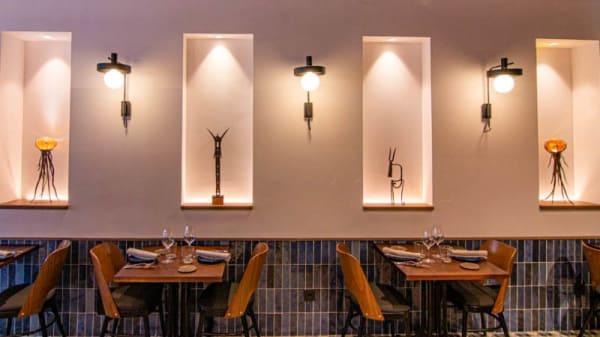 Vista de la sala - Tragaldabas Restaurante, Barcelona