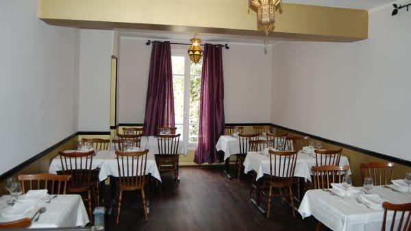 Salle du restaurant - Taj'in, La Garenne-Colombes