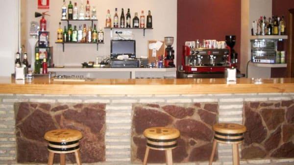 Vista del bar - El Boquerón, Córdoba