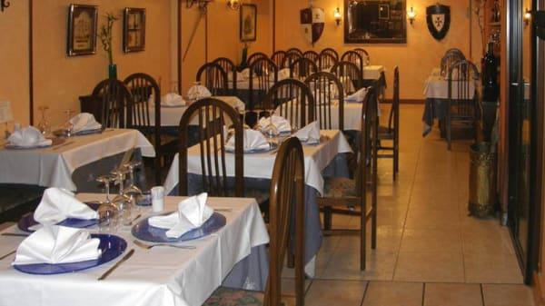 Vista de la sala - Pesquero, Burgos