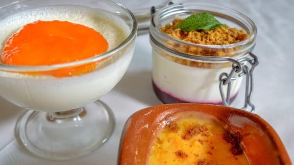 Sugestão do chef - Cantinho da Serra, Santana