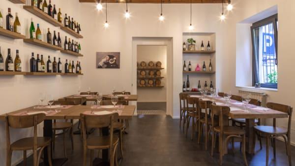 Vista della sala - Vimercati Vineria con Cucina, Carate Brianza