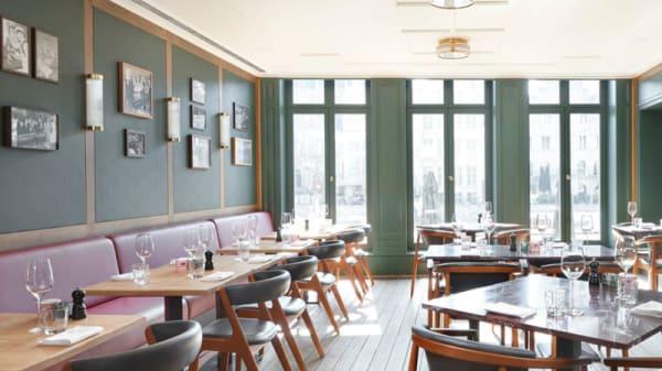 Salle du restaurant - Midtown Grill, Gent