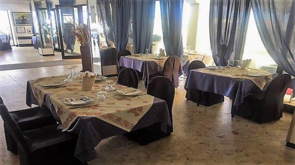 Vista sala - Ristorante Gianmaria, Cesenatico